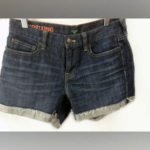 J Crew Denim Womens Shorts